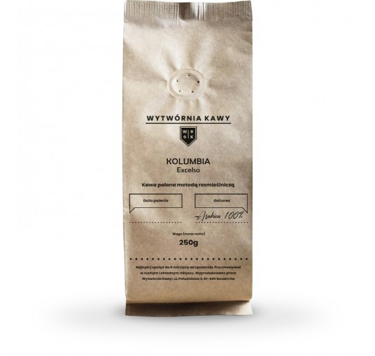 Kolumbia Excelso - ARABICA 100%